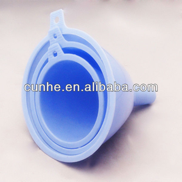 Plastic oil funnel maker plastic injection mold