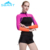 SBART 2mm long sleeve jacket neoprene coldproof two-piece wetsuit tops high quality sun protect surfing wetsuit with front zip