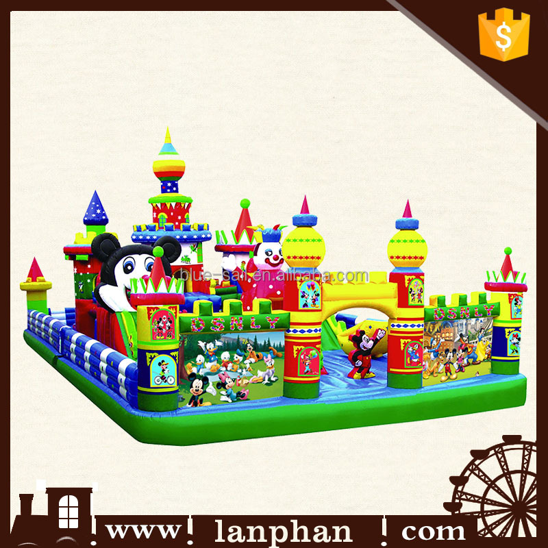 Kids Jumping Bouncy Castle Inflatable Bouncy Castle for Sale