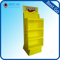 OEM paper perfume bottle display stand factory
