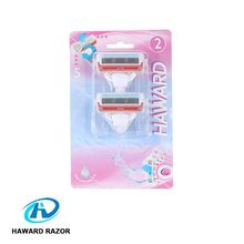 D951L-2R No disposable shaver five blade shaving razor with replacement blades