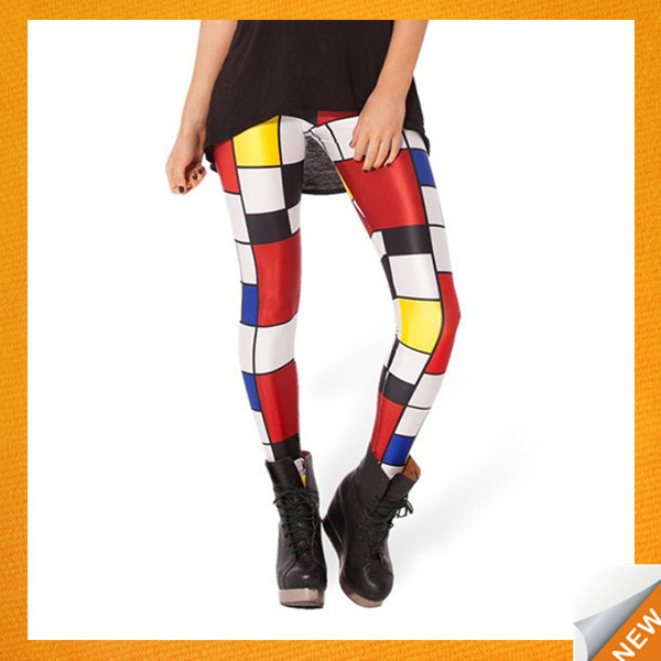 GBIY-652 Custom Printed Girls Leggings Ladies Tight Hot Sex Photos Leggings Plus Size Leggings