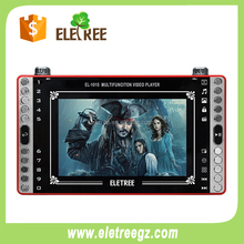 ELETREE 10inch 1015 firmware upgrade mp4 player digital al quran mp4 mp4 player learning kids