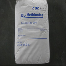 Animal Health Care DL-Methionine Feed Grade 99% For Chicken