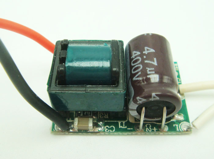 ac 85-265v 3-5w 300ma adjustable current led driver