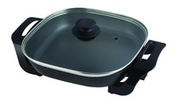 Orchid square electric pan/electric skillet/multi cooker