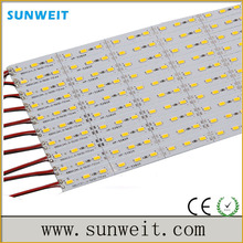 OEM best selling 3.3ft ce rohs approved smd 5630 12v aluminum led rigid strip bar with samll size
