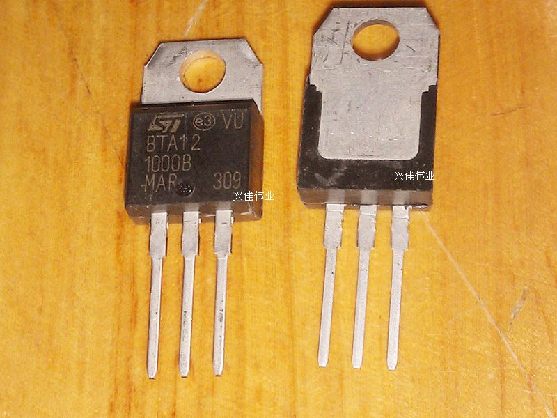 New BTA12 <strong>12</strong> a 1000 v-1000-b TO220 bidirectional thyristor switch tube