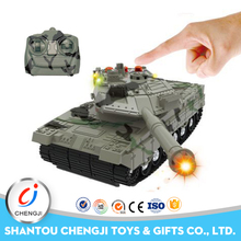More functions simulated plastic latest 4 channel rc toy army tank