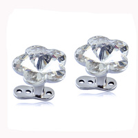 Micro Dermal Body Jewelry Anchor G23 Titanium Crystal Implant Piercing Jewelry