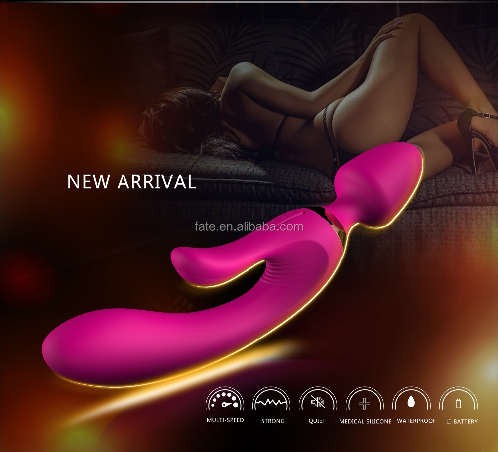 New Arrival AV Adult Stimulator Magic Wand Massager Vibrator
