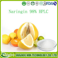 Iso9001/gmp Factory Supply High Quality Naringin 98% In Large Stock