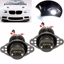 LED Angel Eyes Light 20W 32W for E90 E91 Angel Eyes Halo Car LED Light Ring Halo