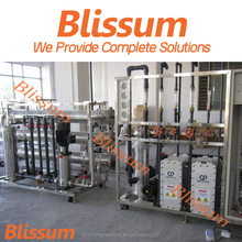 Auto Pure EDI+RO system Water Treatment filling Plant/system/machinery from Blissum