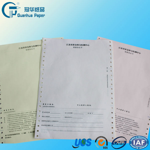 specialized suppliers recycled photocopy paper/computer continuous form
