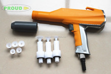 The Electrostatic spraying gun with plastic nozzle PD--3