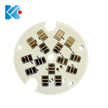Specialized design FR4 PCB rigid circuit board for street light LED