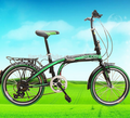 "20""inch Cheap Folding Bike / Folding bicycle/folding bicycle with high quality"