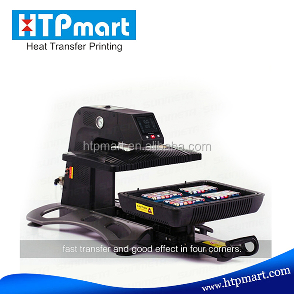 hot selling 3d sublimation pneumatic vacuum heat press machine for Special mug