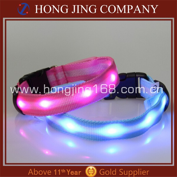 Pet product led dog collar dog leashes sex dog