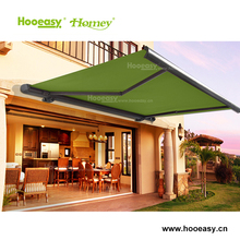 Homey cheap top sell fine wholesale retractable window awning cost metal awning