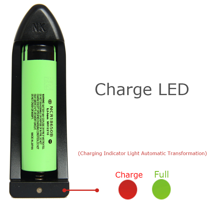 China Manufacturer Charger !! AC/DC Personality charger for LG 18650 battery charger