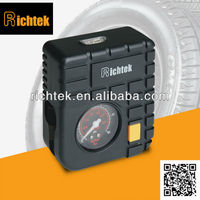 Dongguan Richtek good quality car accessories made in china/portable air compressor/tire infaltor for sale RCP-C43L