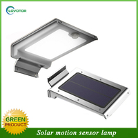 Low price all in one with pole led solar wall light solar garden light