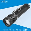 High power USB charge rechargeable led flashlight