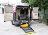 WL-D-880U Hydraulic platform Wheelchair Lift for Van and Minivan