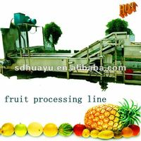 Automatic bubble leaf vegetable washer machine