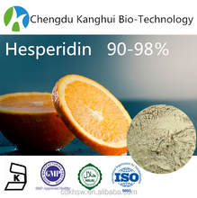 Antioxidant Powder for 90% Hesperidin natural plant extract fruit powder