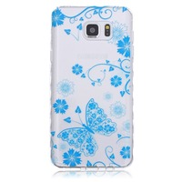 shockproof compatible brand back case for samsung note 5 clear tpu material
