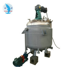 New things for selling 3000L best price auto-control chemical reactor prices