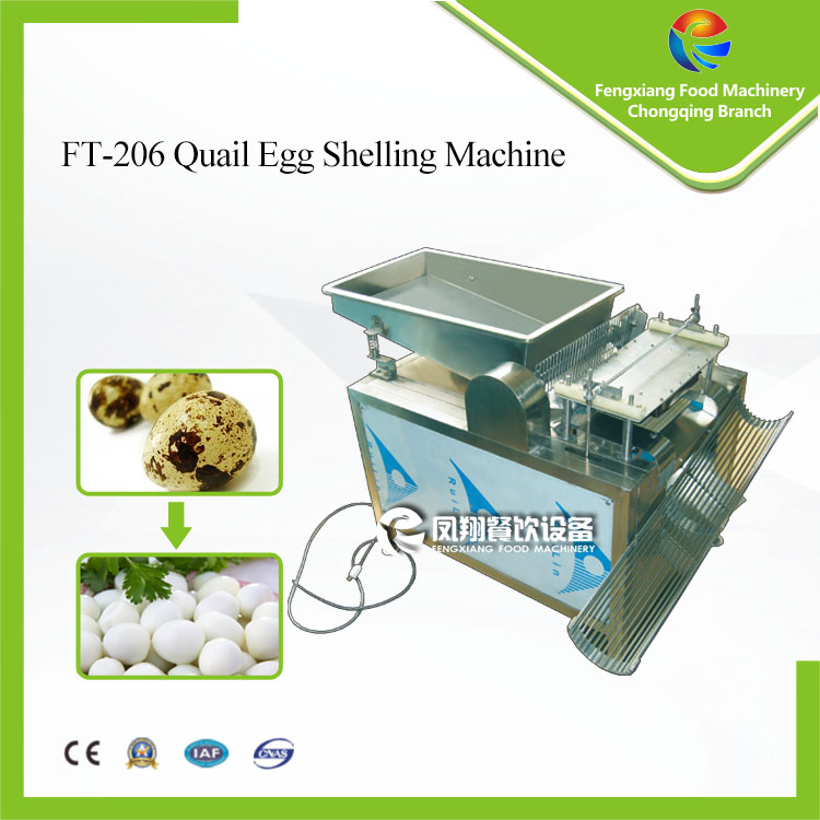Full Automatic High Efficiency Electric Hen Egg Shelling Machine