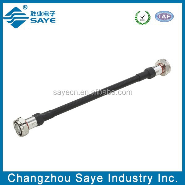 din female to n male cable assembly