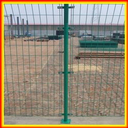 Square steel fence posts/Fence staple/Fence post for sale