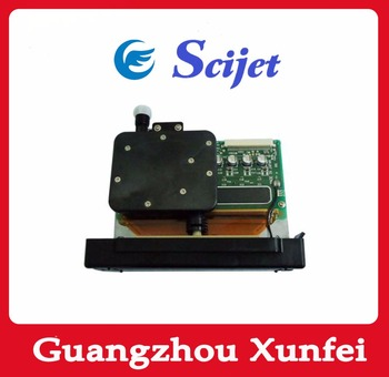 Solvent SPT-510 / 50pl Printhead for Icontek /Infiniti Printer