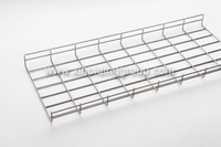 steel wire mesh flexible Cable Tray and trunking