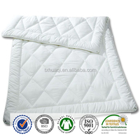 100% HCS Fibre Filled Microfiber Quilt Anti Allergy