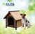 Wooden dog kennel Pets house