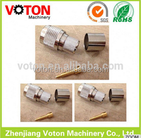 cctv camera n male female rf application cable 5d-fb cable connector