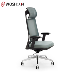 Modern Comfort Adjustable Headrest Discount Cheap Office Mesh Executive Chairs Ergonomic