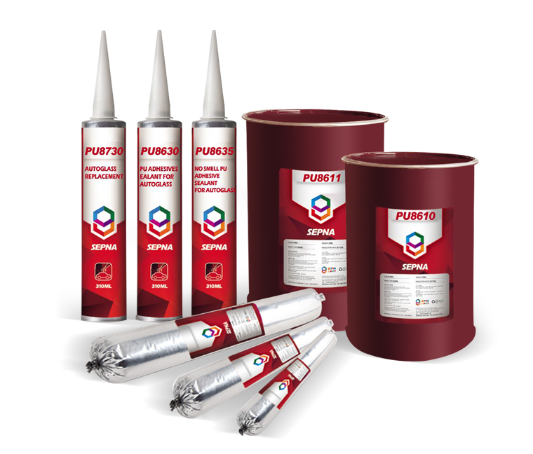 Star Sell! Polyurethane adhesive for all kinds autoglass repair & replacement