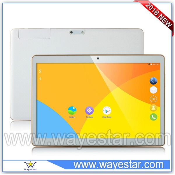 Factory price 10.1inch MTK6580 Quad core Android 5.1 1GB+16GB 3G phone tablet from China