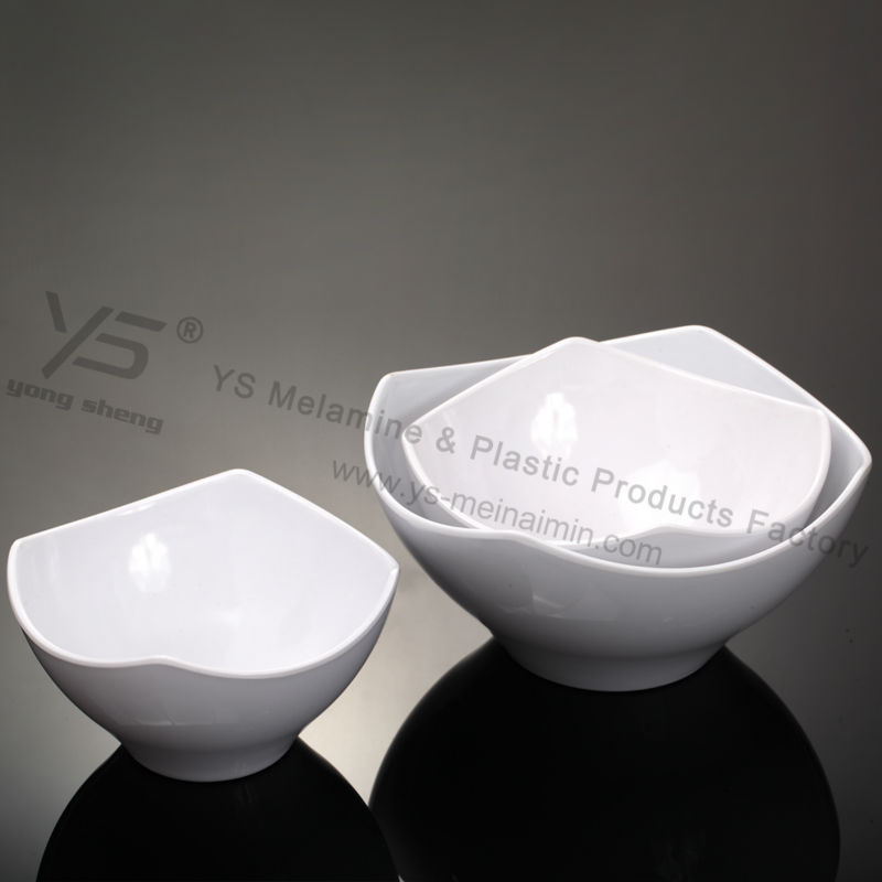 Yongsheng Eco-friendly dinnerwaer base ball ice cream bowl,tint snack bowl caddy