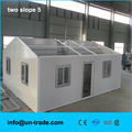 low cost insulated prefb villa