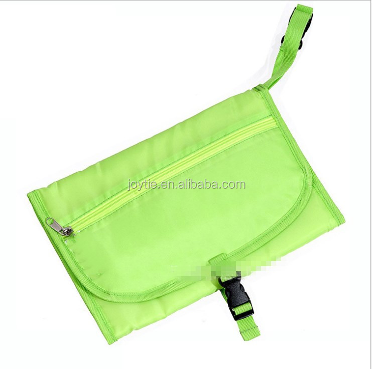 factory Portable Foldable Baby Diaper Changing Pad Bag Made In China