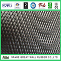 Wholesale High Quality Rubber Flooring Braid Pattern Rubebr Mat