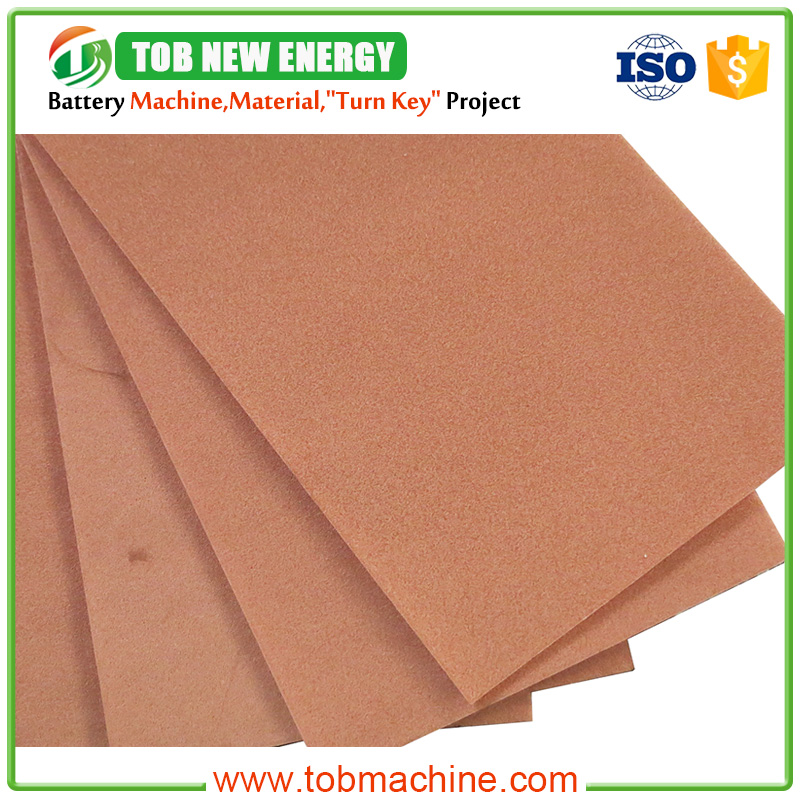 High Purity Copper Cu Metal Foam For Battery Raw Material